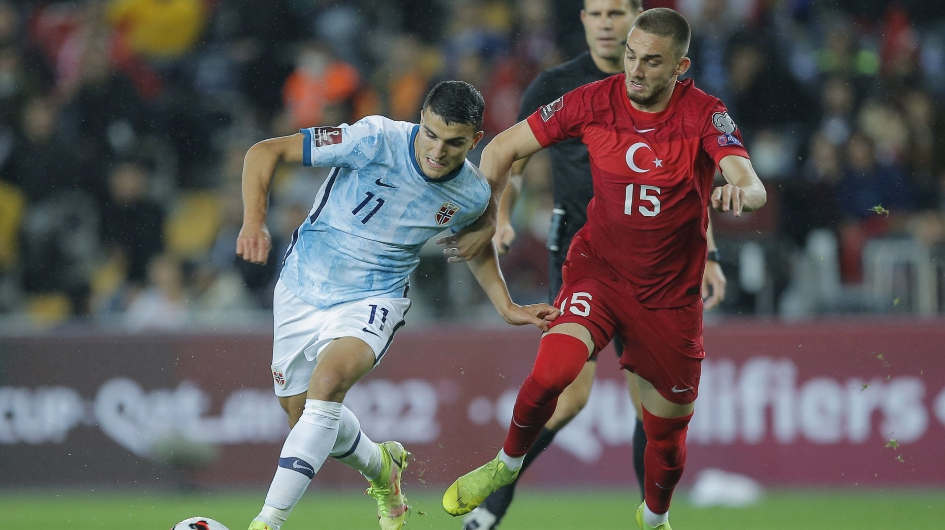 Football: le Chablaisien Berkan Kutlu passe en trois ans du FC Monthey à l'équipe nationale A de Turquie