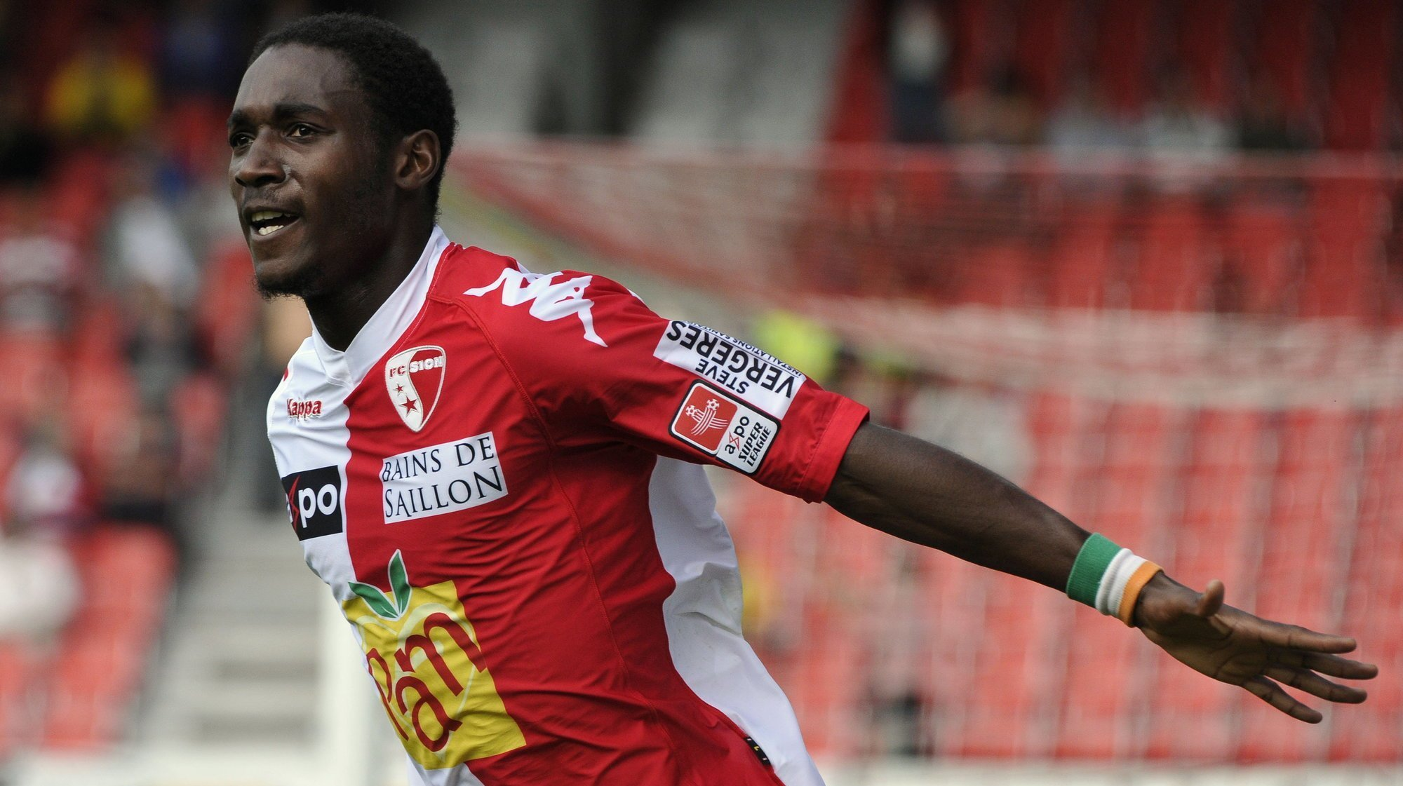 FC Sion: Giovanni Sio se prépare pour un retour