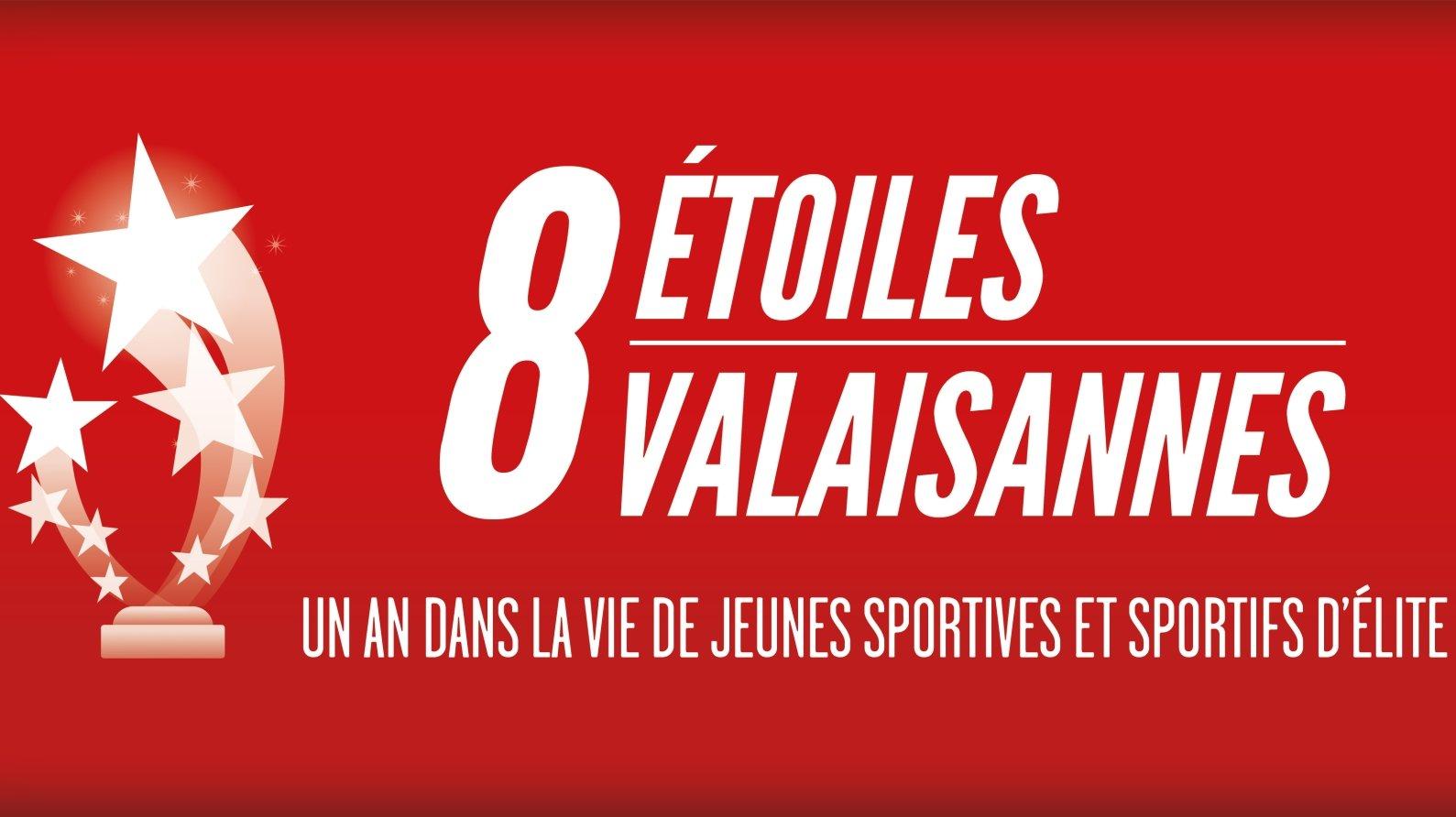 8 étoiles valaisannes: durant plus d'un an, «Le Nouvelliste» va suivre 8 jeunes sportives et sportifs