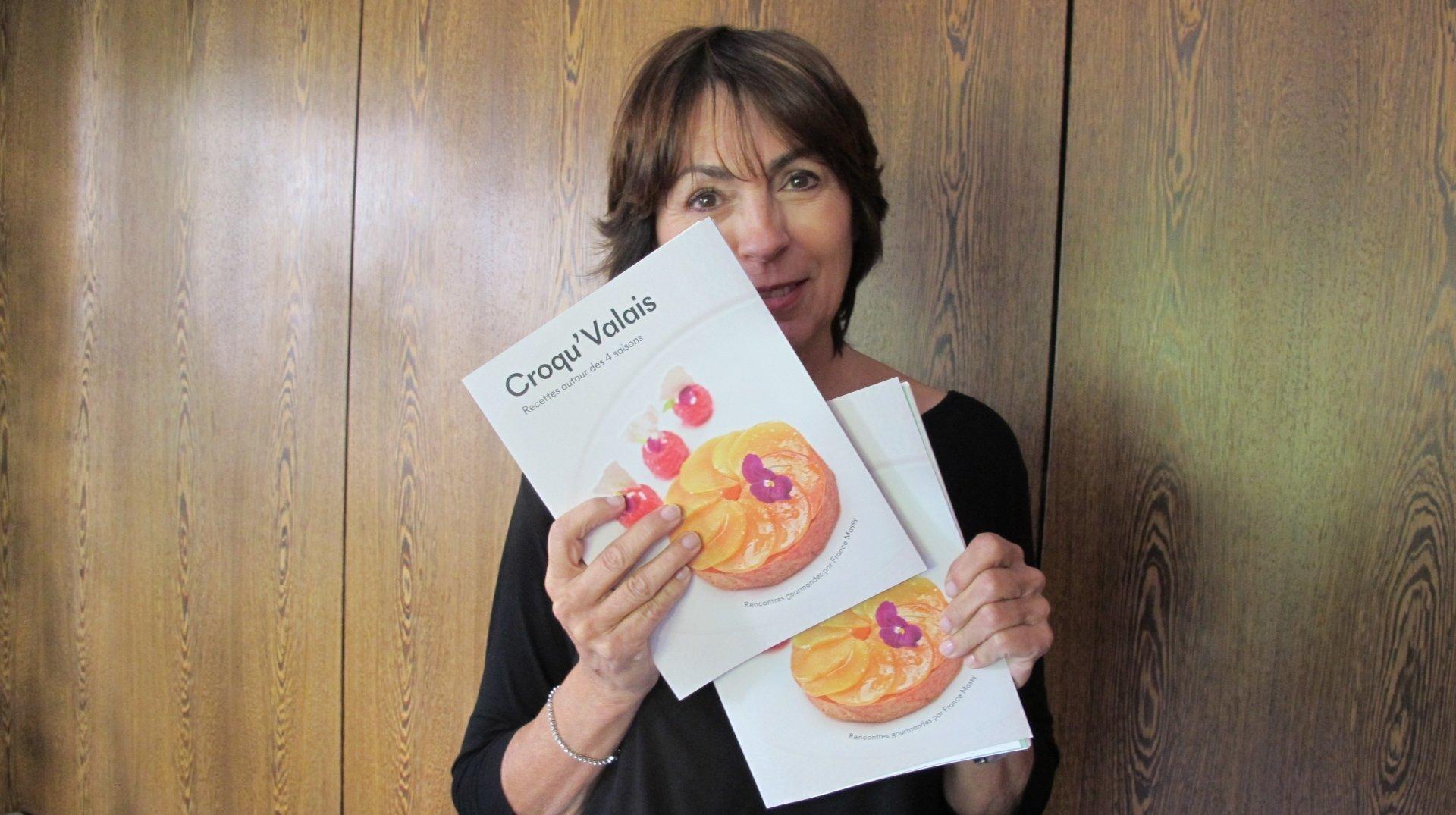 Le livre «Croqu'Valais» nominé au World Cookbook Award