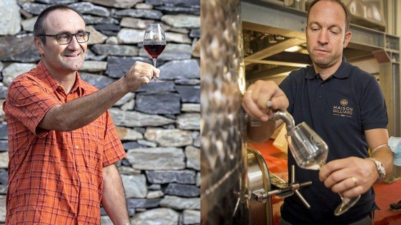 Grand prix du vin suisse: les deux prix «coup de cœur» du concours sont valaisans