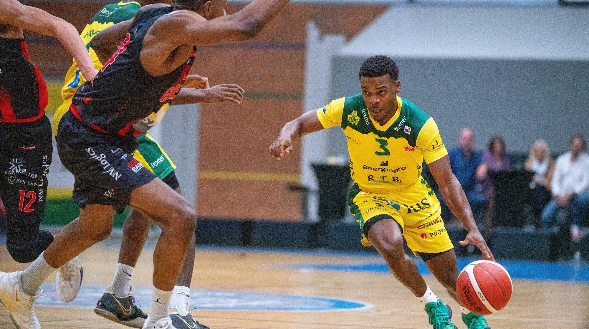 Basketball: Monthey s'incline contre Genève et perd JaCori Payne sur blessure
