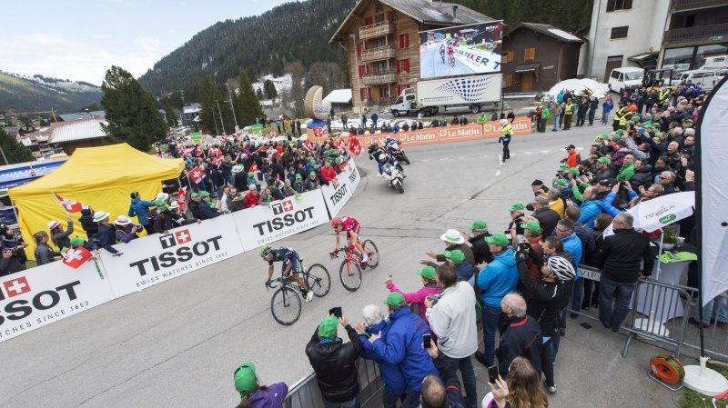 Cyclisme: le Tour de France 2022 roulera durant quelques kilomètres en Valais