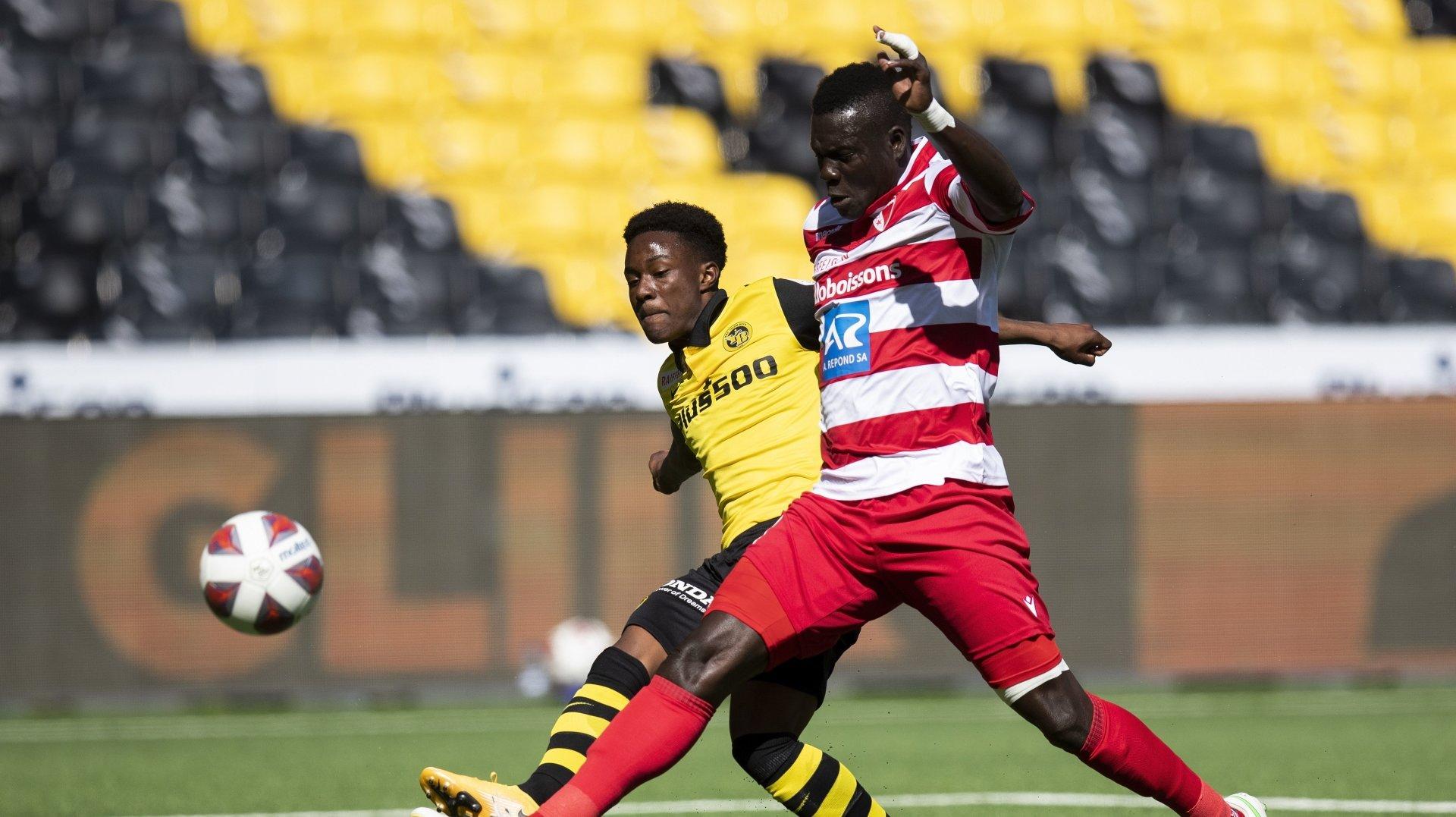FC Sion: Birama Ndoye peut battre le record de longévité de Vilmos Vanczak