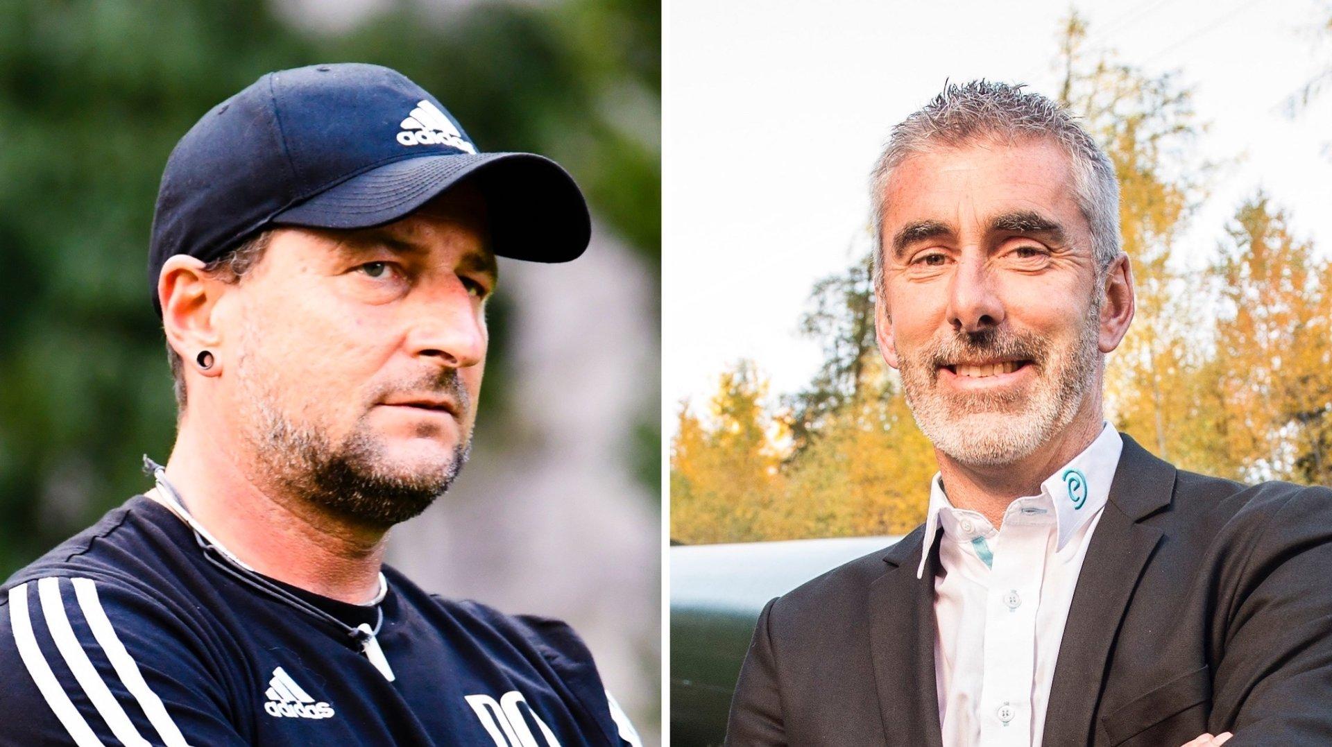 Football: David Orlando et James Derivaz entraîneront le Martigny-Sports