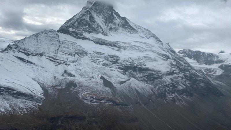 Drame au Cervin: les deux victimes étaient de jeunes alpinistes expérimentés établis en Valais