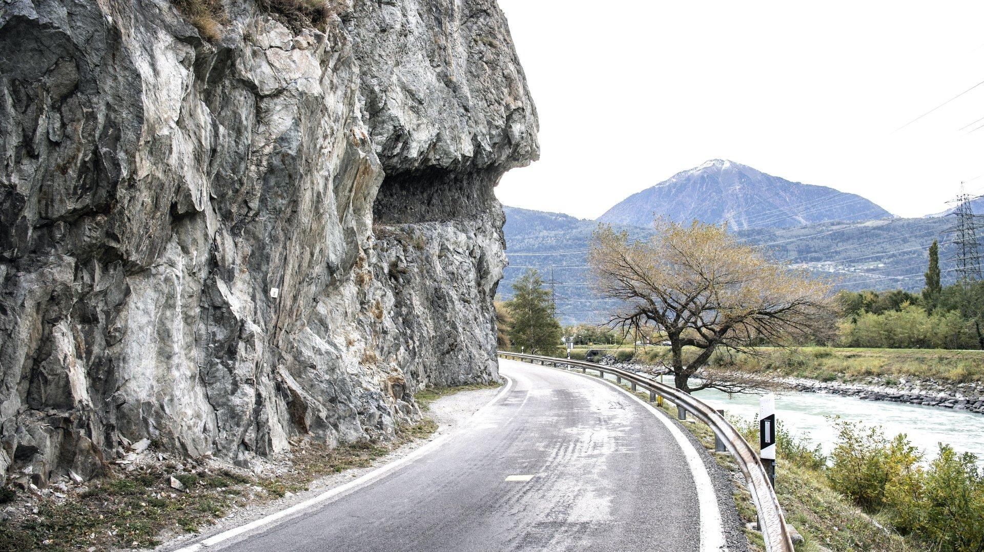 Route Fully-Dorénaz sacrifiée pour Rhône 3: les communes attendent des compensations