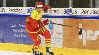 Hockey: le HC Sierre s'impose aux tirs au but sur la patinoire de Winterthour