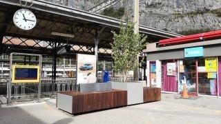 Saint-Maurice teste le premier espace public de poche du canton