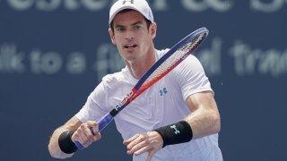Tennis: Murray récupère alliance et chaussures après un appel sur le Net