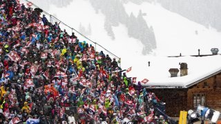 Ski: les spectateurs pourront assister aux épreuves de Coupe du monde en Suisse avec un certificat