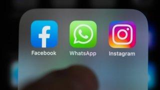 Facebook, Instagram, WhatsApp et Messenger victimes d'une panne