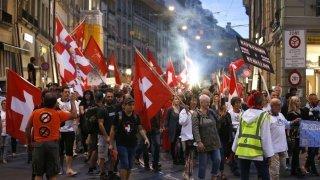 Coronavirus: la Ville de Berne autorise une manifestation anti-certificat ce samedi
