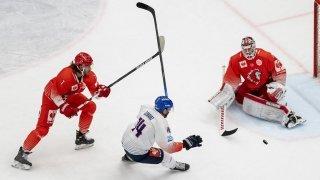 Hockey sur glace: Lausanne battu par Mannheim et éliminé de la Champions League
