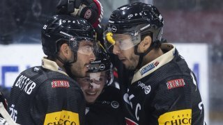 Hockey – National League: Fribourg sur un nuage, Genève au fond du gouffre
