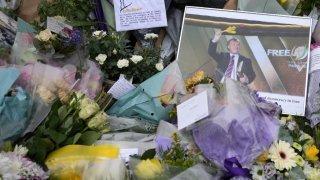 Meurtre d'un député britannique: le suspect avait suivi un programme de déradicalisation