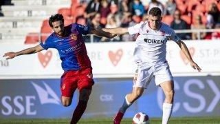 Super League: le FC Sion s'incline amèrement à Tourbillon