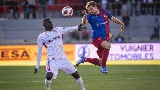 FC Sion: les notes du match contre le FC Bâle