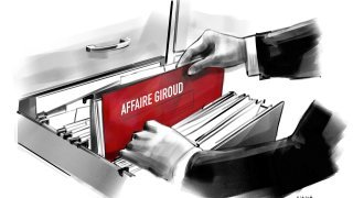 Comment l'affaire Giroud pousse la justice dans les cordes
