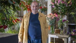 Monthey: Antoine Rithner, la passion des fleurs durant plus d'un demi-siècle