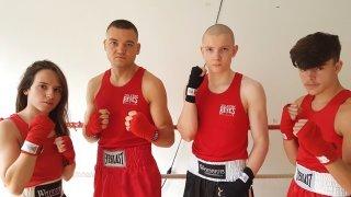 Boxe: quatre boxeurs de Martigny sur le ring
