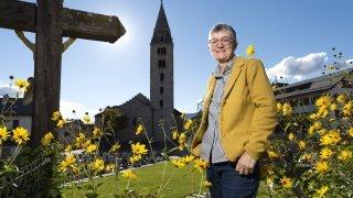 Savièse: Anne-Gabrielle Bretz-Héritier contribue à la mise en valeur du patrimoine
