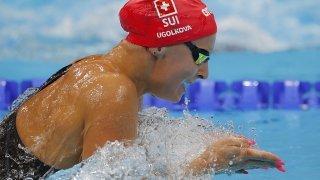 Natation: Maria Ugolkova a signé sa 1re victoire en Coupe du monde