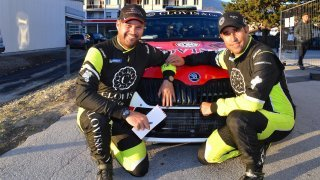 «Gagner le rallye du Valais, c'est plus qu'un rêve de gosse», savoure le nouveau champion de Suisse, Mike Coppens