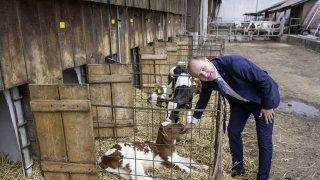 «L'agriculture, c'est d'abord l'expression d'une passion»
