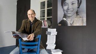 Mads Olesen, le «Monsieur Culture» de Martigny, quitte la scène