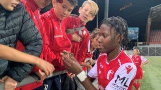 Le FC Sion féminin s'impose 3-0 devant plus de 400 personnes à Tourbillon