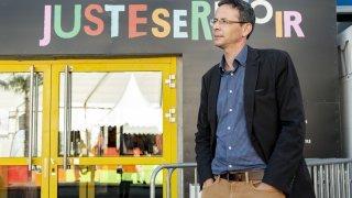 Foire du Valais: Philippe Revaz rencontre les abonnés du Nouvelliste