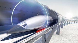 Le projet de transport ultrarapide «Hyperloop» ralenti à Collombey-Muraz