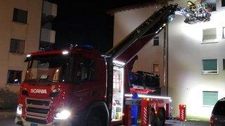 Leytron: neuf personnes incommodées par la fumée suite à un incendie de voitures