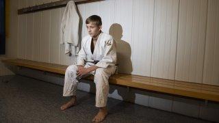 8 étoiles valaisannes: Stevan Maitin, le judoka qui rêve d'or olympique