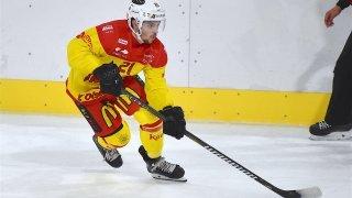 HC Sierre: Kenny Fellay a d'ores et déjà terminé sa saison