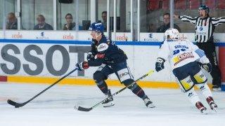 Hockey: Loïc In-Albon adopte, désormais, une autre philosophie de vie