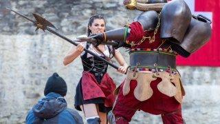 «Mad Heidi»: une folie made in Switzerland dans l'amphithéâtre de Martigny