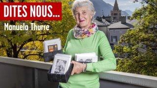 Dites nous... ManuelaThurre, créatrice de cartes