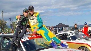 Tour de Corse Historique de rallye: les Valaisans Eddy et Florence Bérard, 6e et meilleur équipage étranger