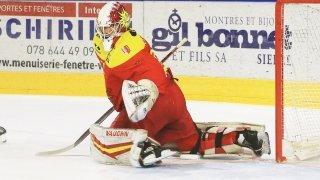 Hockey sur glace: une défaite et une grosse frayeur pour le HC Sierre