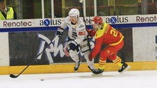 Hockey: Sierre n'a pas obtenu le salaire de ses efforts