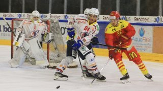 Hockey: Sierre a rempli son contrat de la semaine