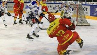 Hockey: Sierre a bien lancé sa semaine face aux «petits» de la ligue