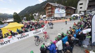 Tour de France: le Pas de Morgins sera à l'honneur