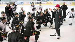 """Hockey: les """"Fribourgeois"""" de Red Ice rêvent d'exploit"""