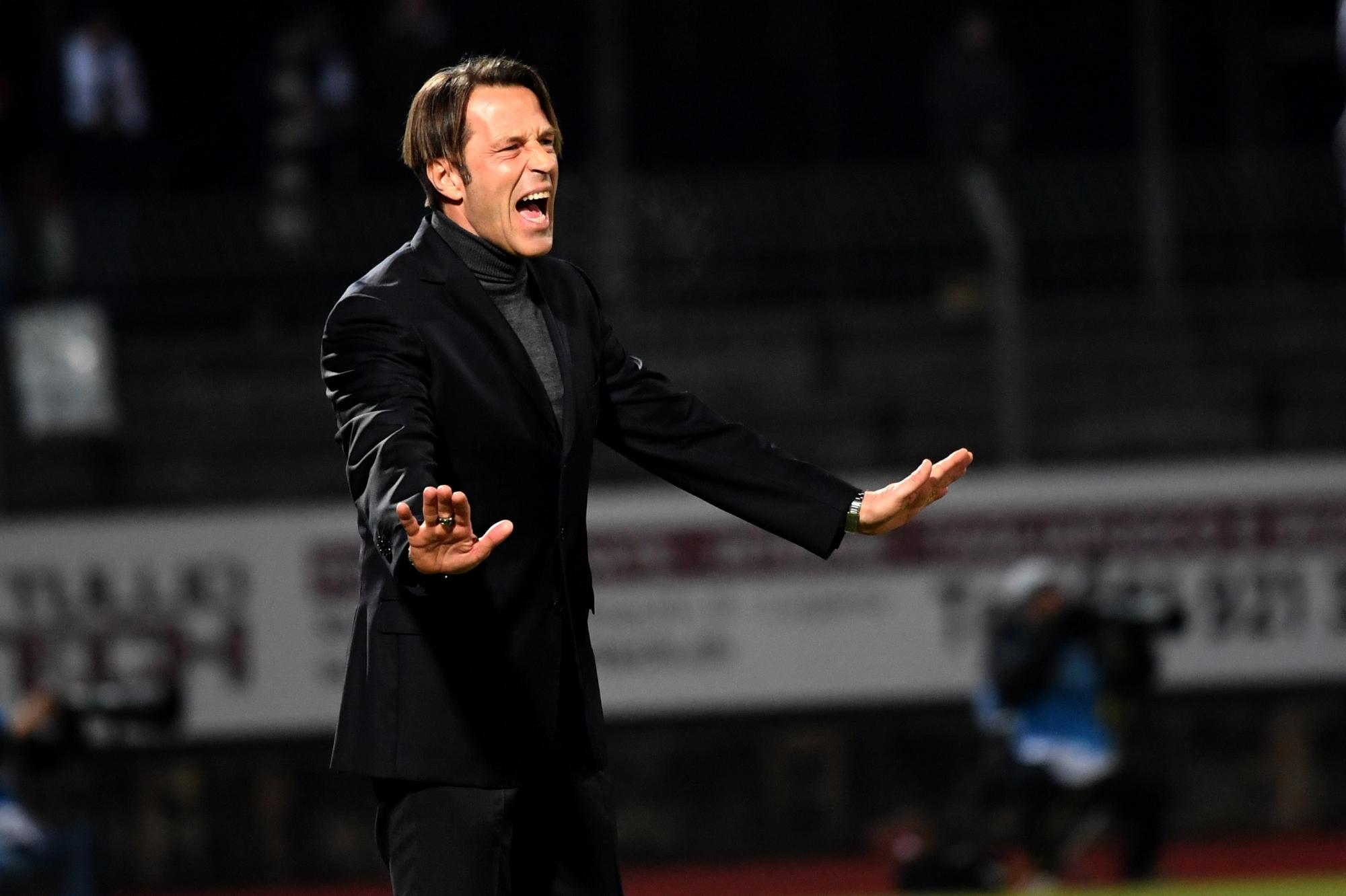 Tramezzani prend la tête du FC Sion — Super League