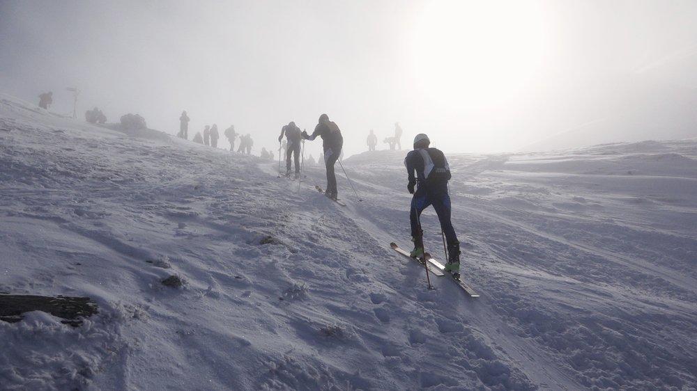 Dans son documentaire «Encordés», le réalisateur Frédéric Favre s'est focalisé les participants à la Patrouille des glaciers qui ne jouent pas les premiers rôles.