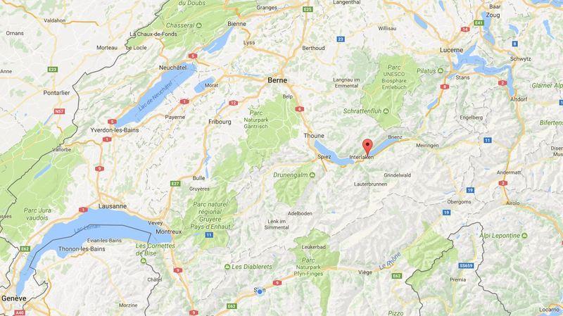 Orages: une fille de 12 ans tuée par la chute d'un arbre près d'Interlaken