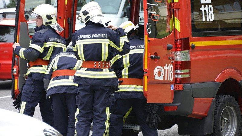 Les pompiers ont dû intervenir pour des caves inondées et pour retirer de nombreux arbres tombés sur la voie publique. (illustration)